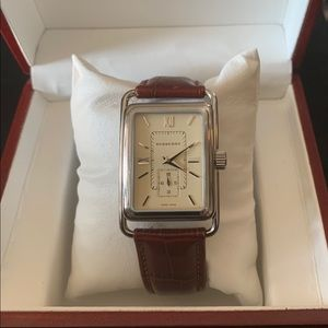 Burberry Unisex Swiss Quartz Watch